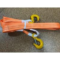 Ремень буксировочный (крюк-крюк) 35 мм, 4 м