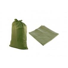 Мешки строительные (зеленые) 55х105 см (полипропилен)